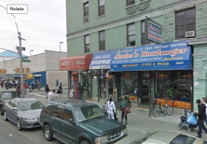 Sammy's Nail Salon, courtesy of Google Images.