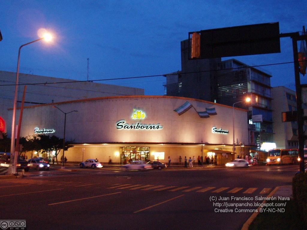 Sanborn s tara and karina go out for Sanborns restaurant mexico