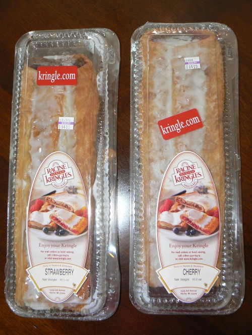 Even grocery store Kringle will blow your mind, by Tara for TKGO