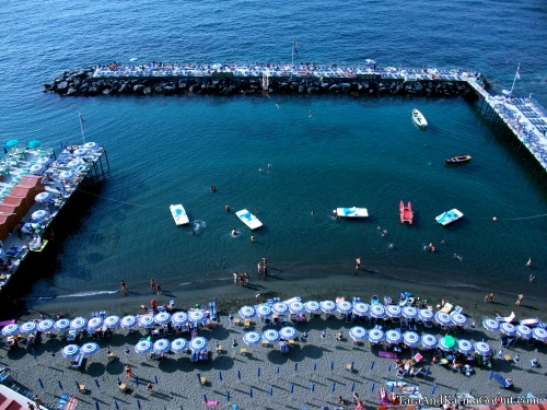 Sorrento, Italy by TKGO