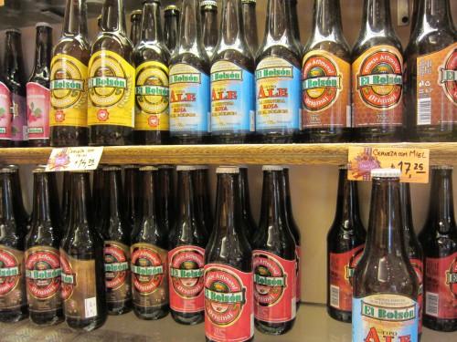 El Bolson beers