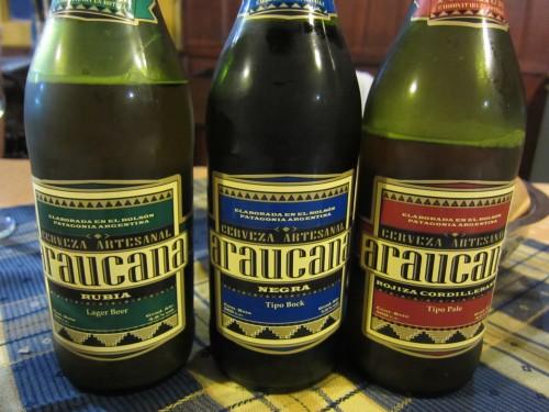 Araucana Beers