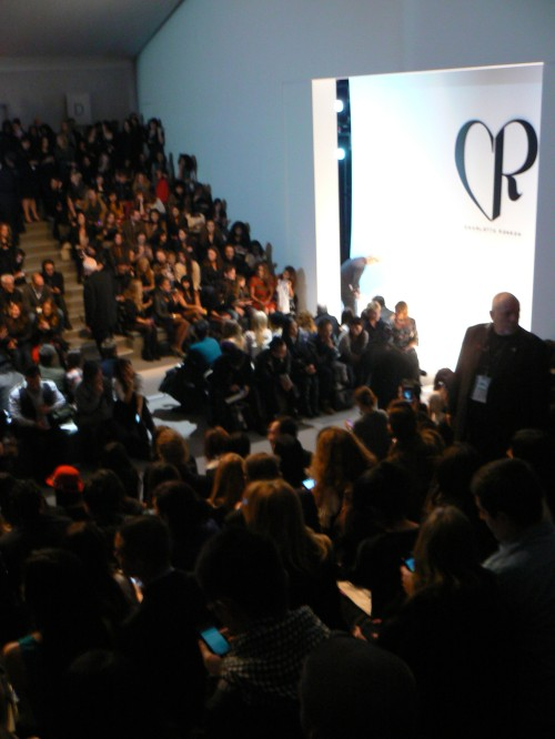 Charlotte Ronson Spring 2011 New York Fashion Week
