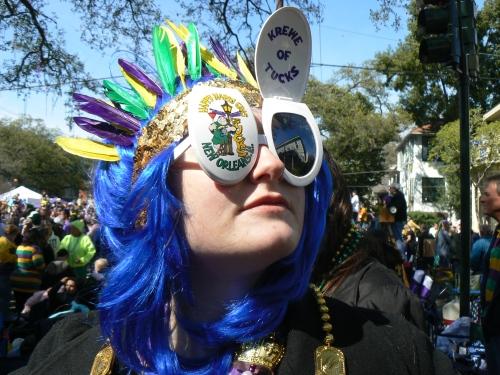 Mardi Gras 2011 costume