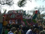 Krewe of Thoth Mardi Gras 2011 parade