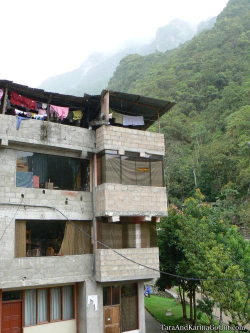 Aguas Calientes Machu Picchu hostel