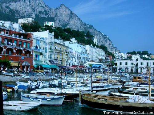 Capri Coast, Italy
